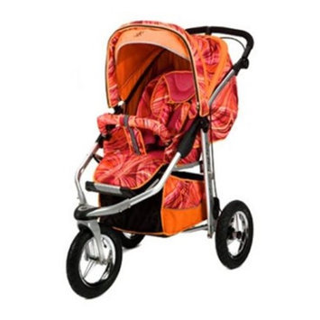 Baby Bling Metamorphosis All Terrain Jogging Stroller (ATS)- Lady Pink