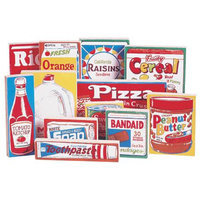 Guidecraft Grocery Store Play Products, 1 ea