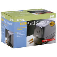 Royal Consumer 16959T Power Point P10 Electric Pencil Sharpener