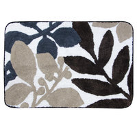 Allure Home Cannon Bath Rug Leafing - ALLURE HOME CREATION CO. INC.