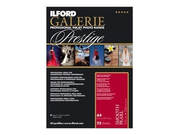 Ilford Galerie Prestige Smooth Pearl A3+ 25 Sheets 310gsm