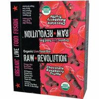 Raw Revolution Bar Organic Raspberry Truffle Case of 12 1.8 oz