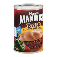 Hunt's Manwich Sloppy Joe Sauce Bold