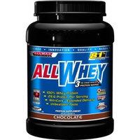 Allmax Nutrition AllWhey, Chocolate, 2 lbs, From AllMax