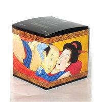 Shunga Massage Cream, Sensual Mint, 7-Ounce Plastic Jar