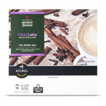Archer Farms K-Cups Chai Latte 16 ct