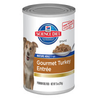 Hill's Science Diet Hill'sA Science DietA Gourmet Senior Dog Food
