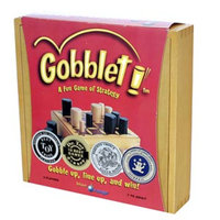 Blue Orange Games Gobblet - Strategy - 2 Players