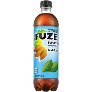 Fuze Sweet Iced Tea 20 Fl Oz