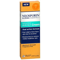 Neosporin Eczema Essentials Anti-Itch Cream