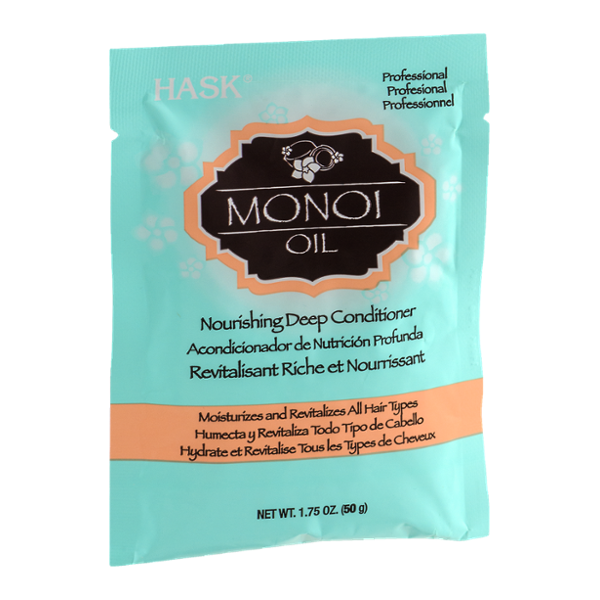 Hask Monoi Oil Nourishing Deep Conditioner