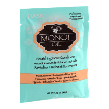 Hask Monoi Oil Nourishing Deep Conditioner