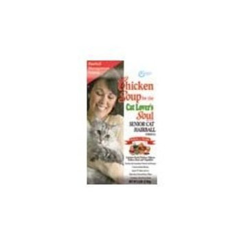 Chicken Soup For The Pet Lover's Soul Chicken Soup for the Cat Lover's Soul Dry Cat Food for Senior Cat, Chicken Flavor, 6 Pound Bag