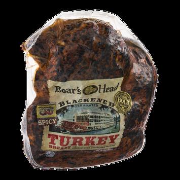 Boar's Head Blackened Turkey Breast Oven Roasted