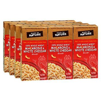 Back to Nature Macaroni & Cheese Dinner 12 Pack