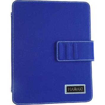 Hadaki Nylon Ipad 2 Wrap Cobalt With Aqua