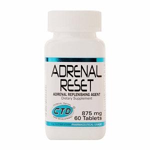 CTD Labs Adrenal Reset Adrenal Replenishing Agent