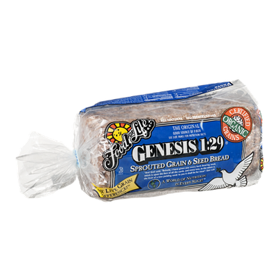 Food For Life Genesis 1:29 Sprouted Grain & Seed Bread