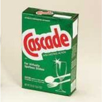 Procter & Gamble Cascade Automatic Dishwasher Powder, 20 oz. Box (PAG00801)