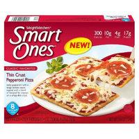 Smart Ones Thin Crust Pepperoni Pizza 4.4 oz