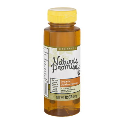 Nature's Promise Organics Honey Golden Organic