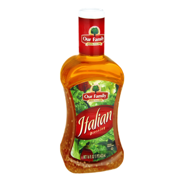 Our Family Italian Dressing