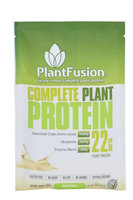 PlantFusion - Nature's Most Complete Plant Protein Lightly Sweetened Unflavored - 12 Packets