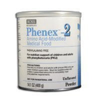 ROSS NUTRITIONAL Phenex-2 Powder,pack of 6, 51122,size: 400 Gm