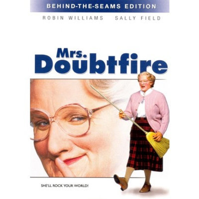 Mrs. Doubtfire Behind The Seams Special Edition (DVD)
