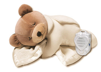 Prince Lionheart Slumber Bear With Silkie In Beige
