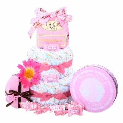 Alder Creek Gifts It's A Girl! Diaper Cake, 1 ea