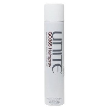 Unite Go365 Hairspray 3 in 1 Spray: Soft, Medium or Strong Hold