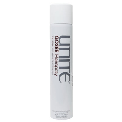 Unite Go365 Hairspray 3 in 1 Spray: Soft, Medium or Strong Hold
