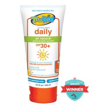 TruKid Sunny Days Sunscreen