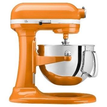 KitchenAid Professional 600 Series 6 Qt Stand Mixer- Tangerine KP26M1X