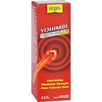 Natural Balance Yohimbe Power Max 2000 - 2 oz