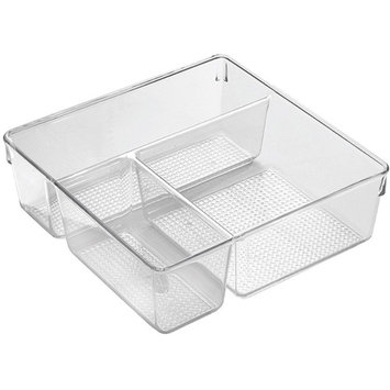 InterDesign Clarity Cosmetic Multi Organizer