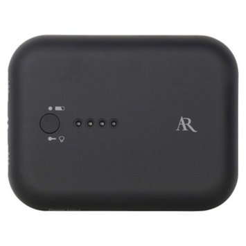 Audiovox Acoustic Research Here to Anywhere Power Bank with Flashlight(PB100FL)