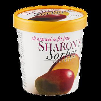 Sharon's Sorbet Mango