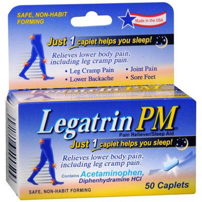 Legatrin PM Caplets