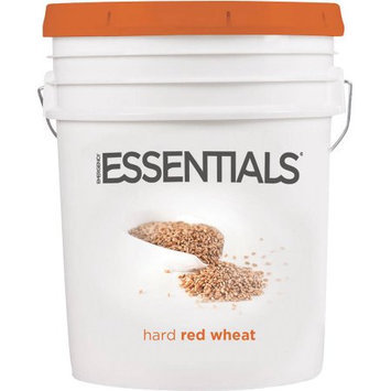 Emergency Essentials SuperPail Hard Red Wheat, 38 lbs