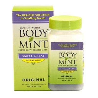 Body Mint The Original Total-Body Deodorant