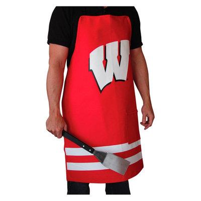 Designcast Specialties NCAA Jersey Apron NCAA Team: Wisconsin Badgers