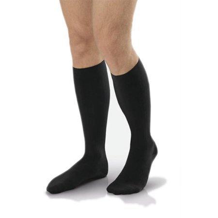 Jobst 7766305 30-40 Ambition Knee for Men Black Size 6 Regular