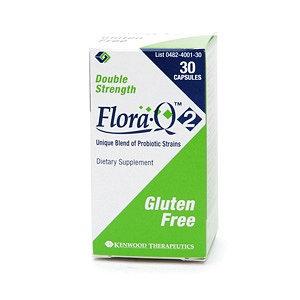 Flora Q 2 Double Strength Probiotic Capsules