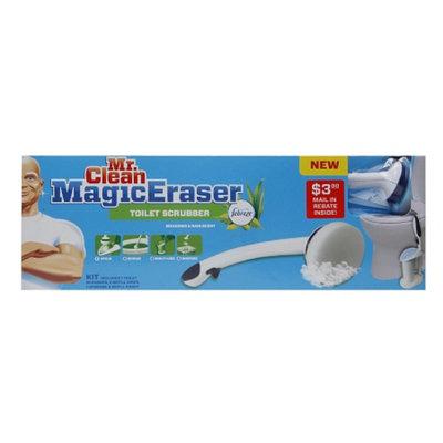 Mr. Clean Magic Eraser Toilet Scrubber Starter Kit, 1 ea