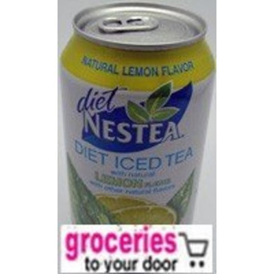 Unknown Nestea Iced Tea Lemon Diet, 12 oz Can (Pack of 24)