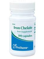Prothera Iron Chelate 30 mg 100 caps
