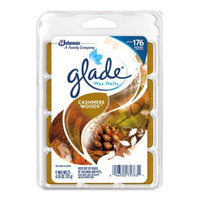 Glade Wax Melts, Cashmere Woods, 11 ea