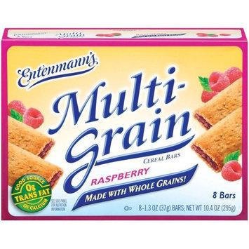 Entenmann's Cereal Bars Entenmann's Multi-Grain Raspberry Cereal Bars